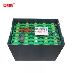 NIULI CPD35 electric forklift battery 6DB600 80V600Ah