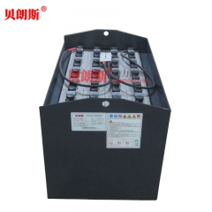 TOYOTA 7FBE15 electric forklift battery VCF6A
