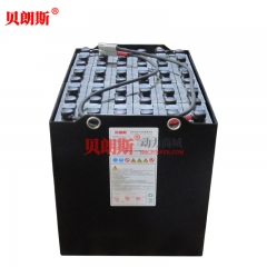 (High power) 48V-3PZS465 Heli CPD15S-CQ1/2 three-wheel forklift battery 465Ah processing manufacturer