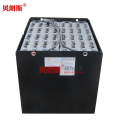High combining ability 40-7DB700 5-ton forklift battery 80V700Ah electric forklift battery outlet