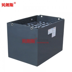 5PzS550 Hangzhou forklift 1.6 ton forklift battery 48V series Zhejiang Hangcha special lead-acid battery pack