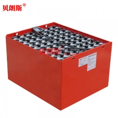 PZS series lead-acid battery 5PzS650-80V Linde forklift E25 (HIGH) battery accessories for forklift in the field